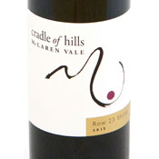 2013 ROW 23 McLaren Vale Scarce Earth Shiraz label